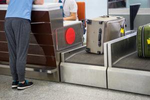 空港の保安検査