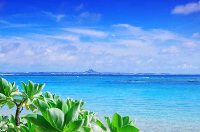 オフシーズンの沖縄