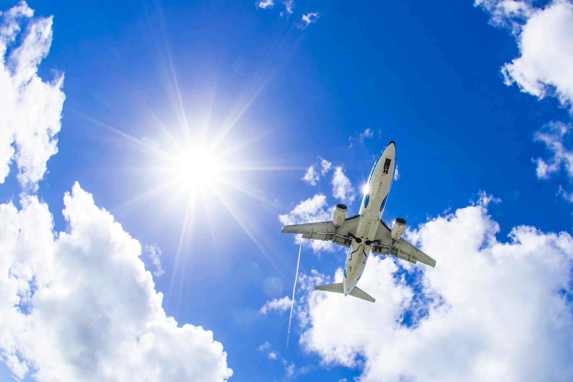 夏休みの国内旅行なら格安航空券がお得