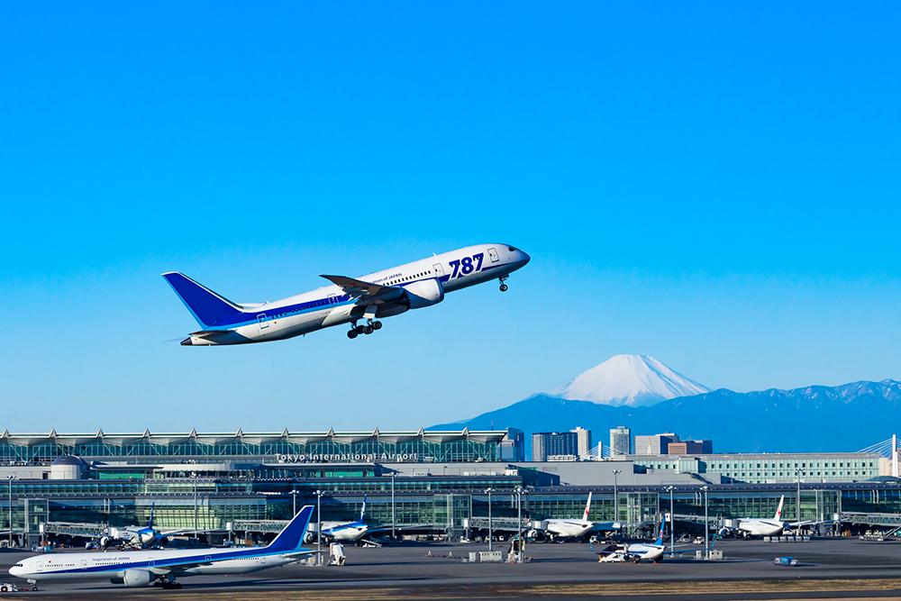 羽田空港のANA国内線ターミナルの場所はどこ?出発・到着ロビーなど紹介!