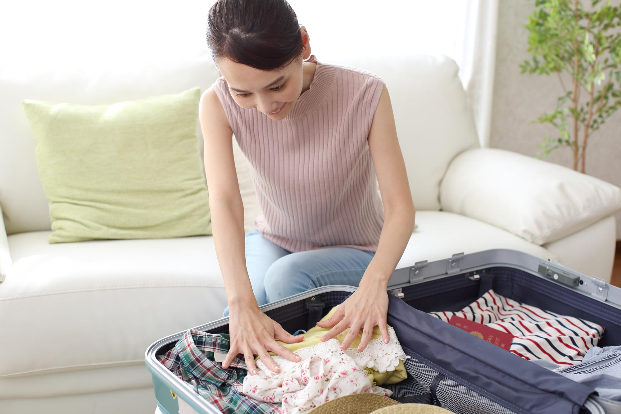 1泊旅行に持っていく物とは?旅行に必須な持ち物チェックリスト