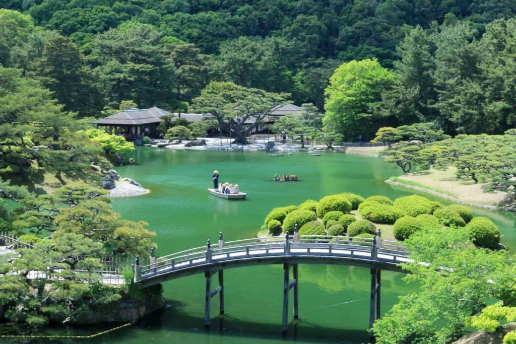 栗林公園_香川県