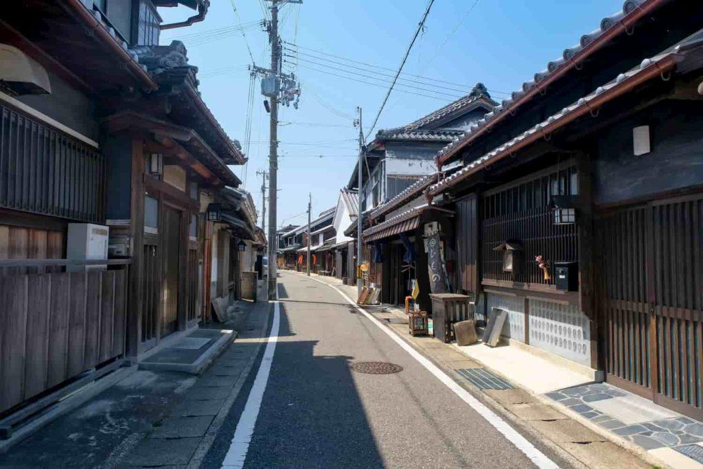湯浅町_街並み_和歌山
