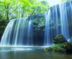 鍋ヶ滝_熊本県